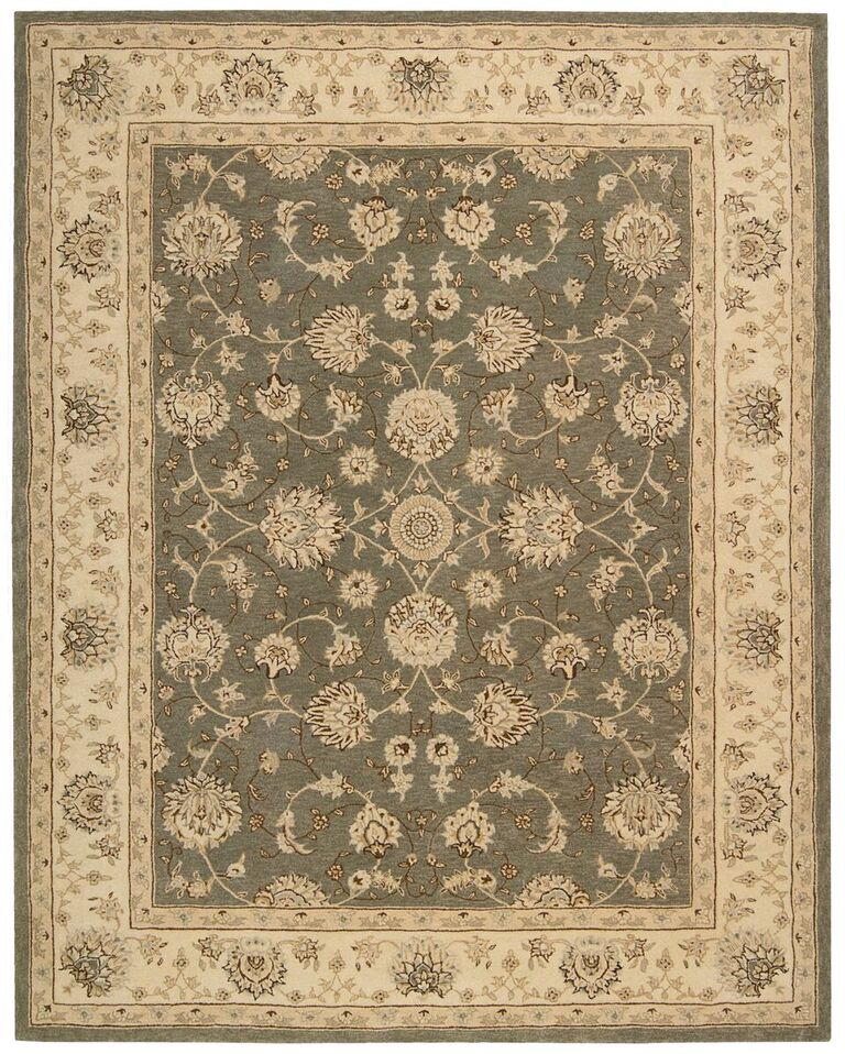 Heritage Hall Hand Tufted Slate Area Rugs