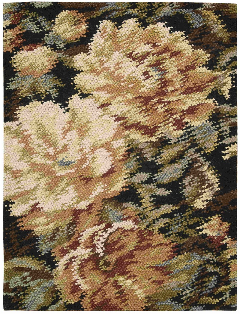 Impressionist Hand Woven Harvest Area Rugs