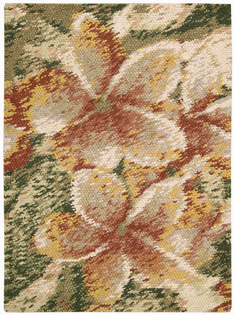 Impressionist Hand Woven Spring Area Rugs