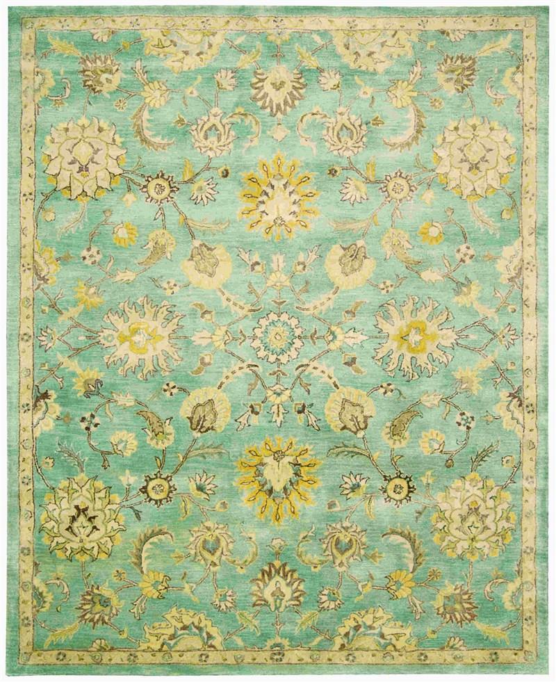 Jaipur Hand Tufted Light Blue Area Rugs