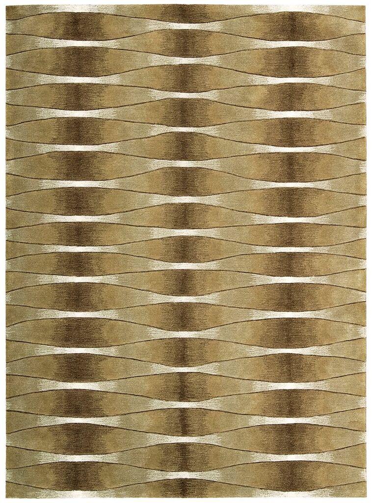 Moda Hand Tufted Khaki Area Rugs