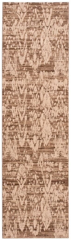 Nepal Machine Woven Mocha Area Rugs