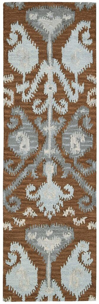 Siam Hand Tufted Mocha Area Rugs