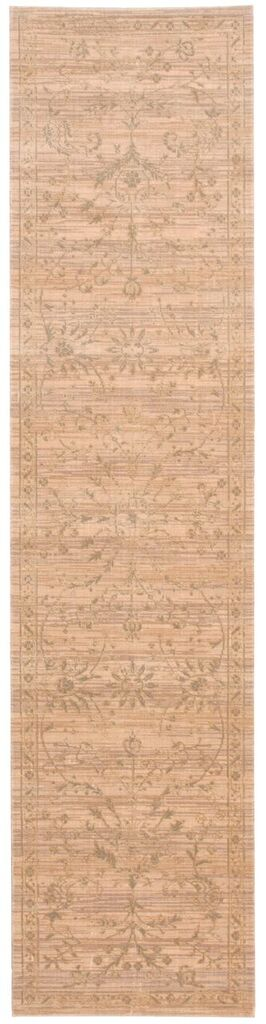 Silk Elements Machine Woven Sand Area Rugs