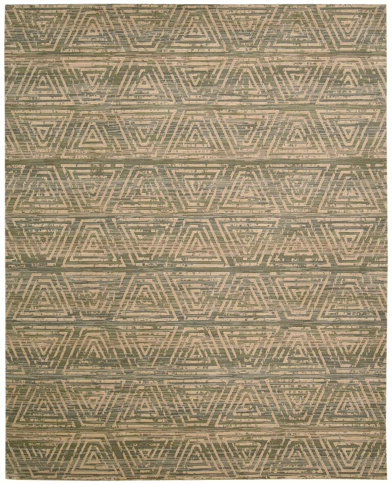 Silken Allure Machine Woven Ash Area Rugs