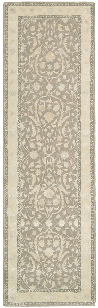 Symphony Hand Tufted Grey Area Rugs