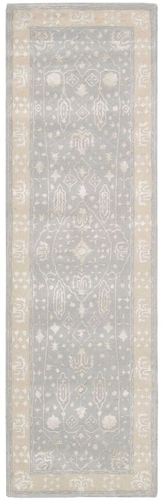 Symphony Hand Tufted Blue Mist Area Rugs