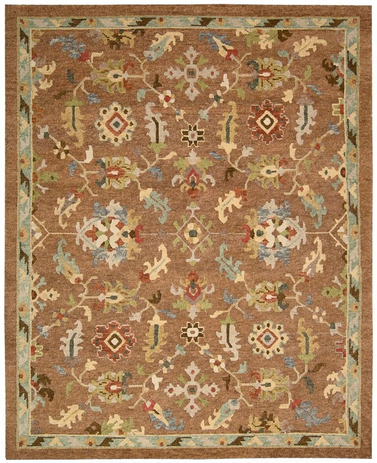 Tahoe Hand Knotted Penny Area Rugs