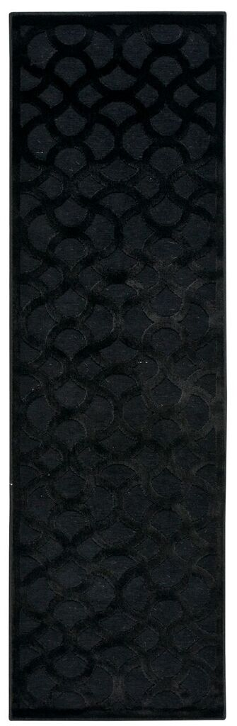 Ultima Machine Woven Black Area Rugs