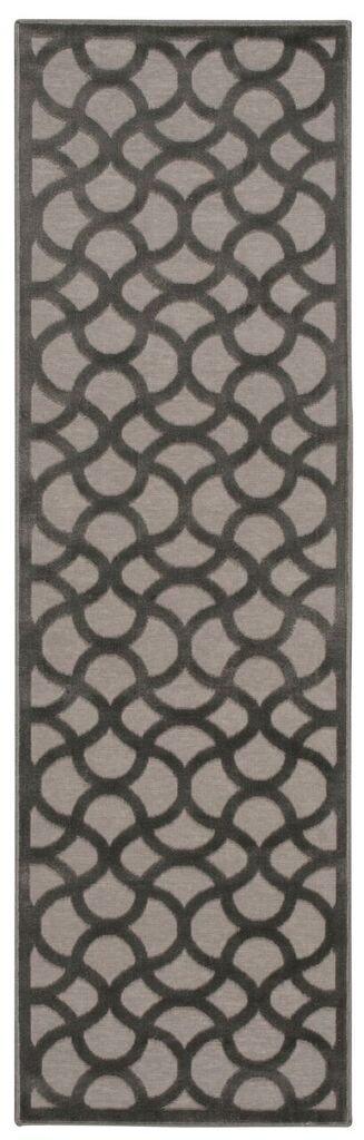 Ultima Machine Woven Silver Grey Area Rugs