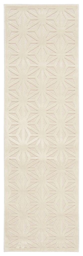 Ultima Machine Woven Silver Ivory Area Rugs