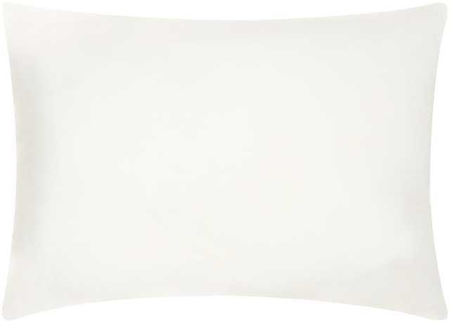 Mina Victory Polyester White Pillow Insert