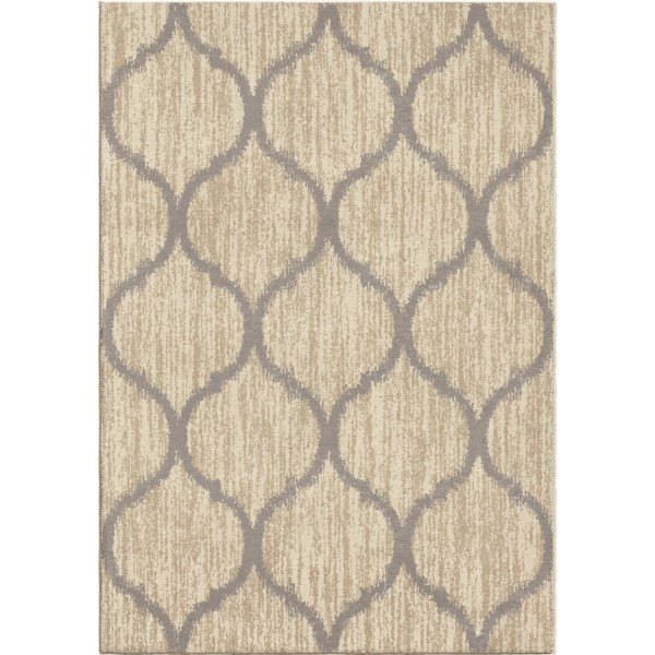 Orian Modern Grace Chesnee Lambswool Area Rug