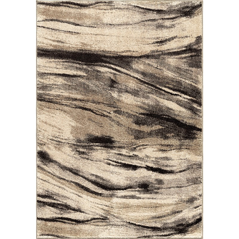 Orian Rugs Abstract Abstract Sycamore Multi Area Rug (7'10