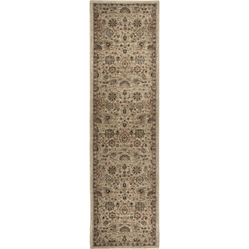 Dover Bisque Machine Woven Area Rug