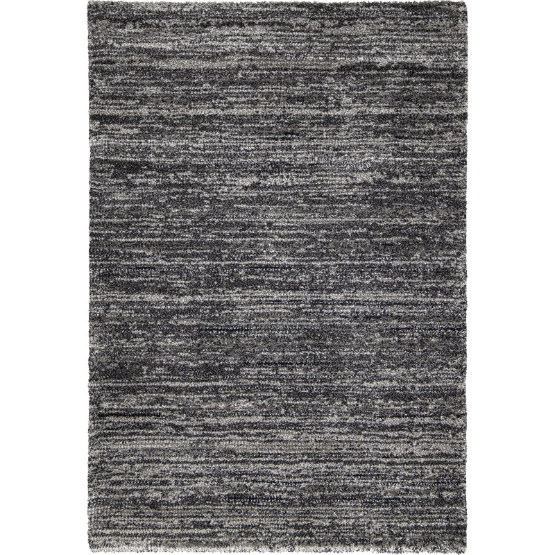 Zula Grey Machine Woven Area Rug