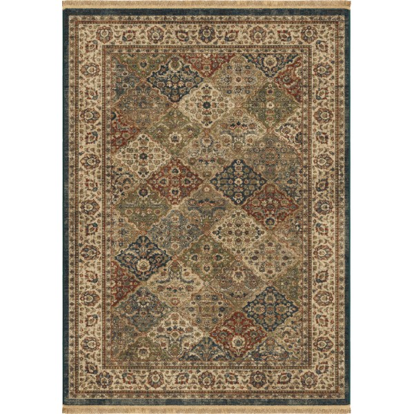 Orian Fleming Denim Area Rugs