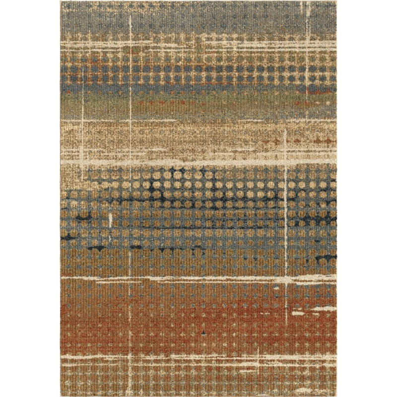 Delgado Multi Machine Woven Area Rug