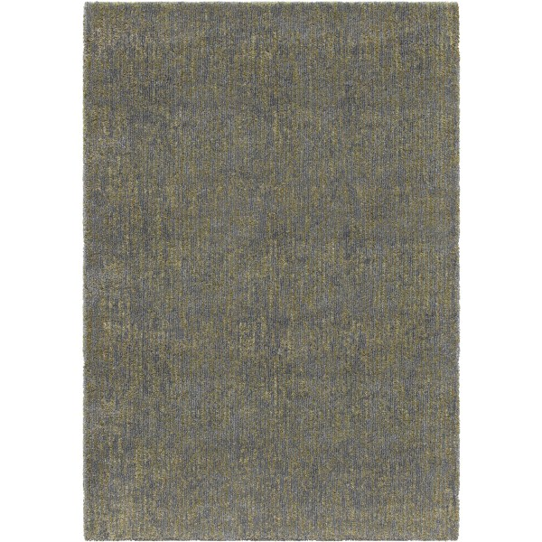 Orian Solid Blue 9' X 13'