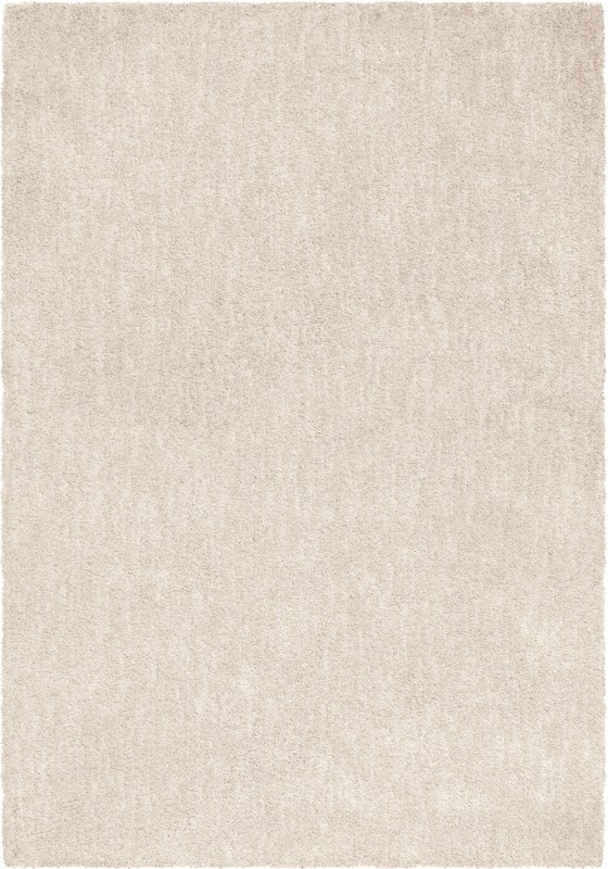 Solid Natural Machine Woven Area Rug