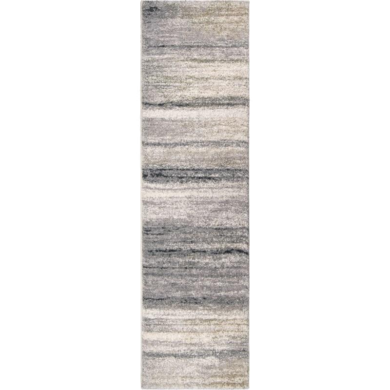 Breckenridge Soft White Machine Woven Area Rug