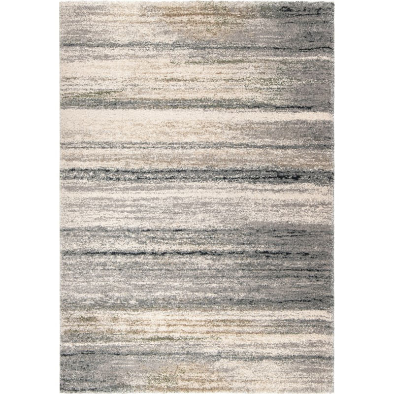 Breckenridge Soft White Machine Woven Area Rug