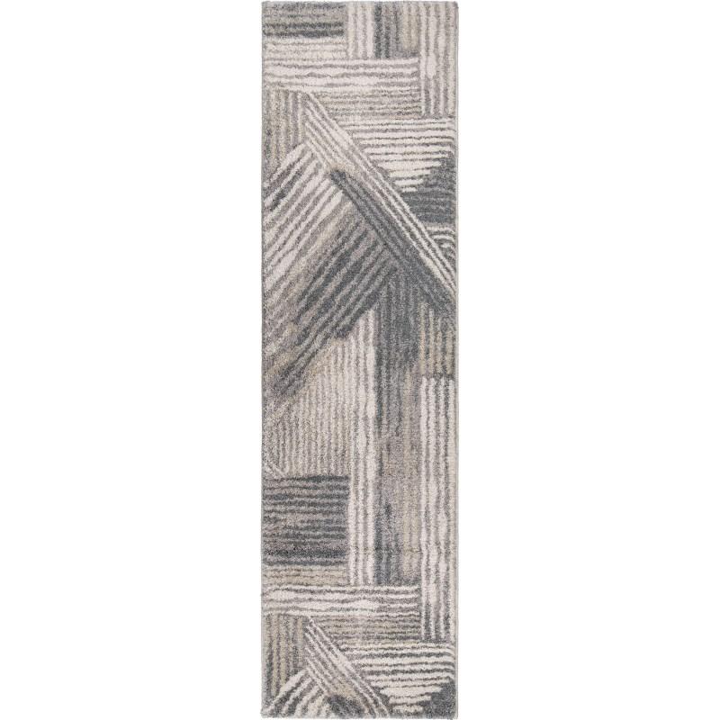 Atherton  Soft White Machine Woven Area Rug