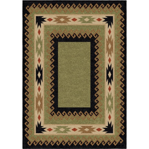 Orian Durango Bisque  Area Rugs