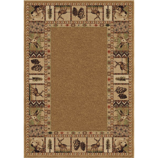 Orian High Country Albaster Area Rugs