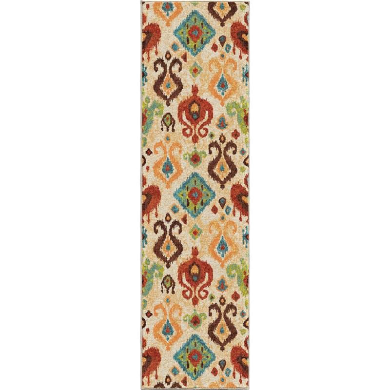 Orian Rugs Bright Color Southwest Aztec Jubilee Multi Area Rug 7'10 X 10'10