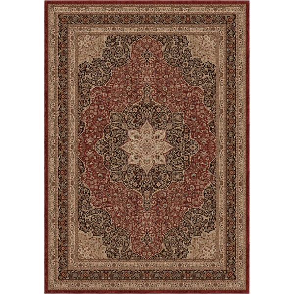 Orian Casa Red Area Rugs