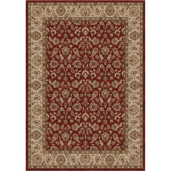 Orian Callahan Red Area Rugs