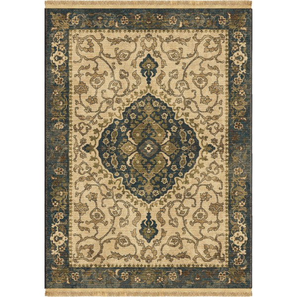 Orian Mattador Cream Area Rugs