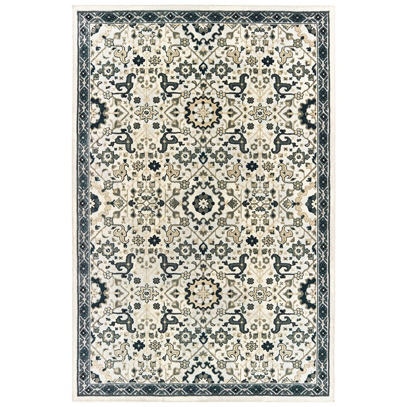 Oriental Weavers Bowen Indoor Area Rug 2'3x 7'6