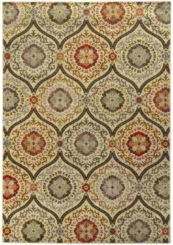 Oriental Weavers Casablanca Rectangle Area Rug