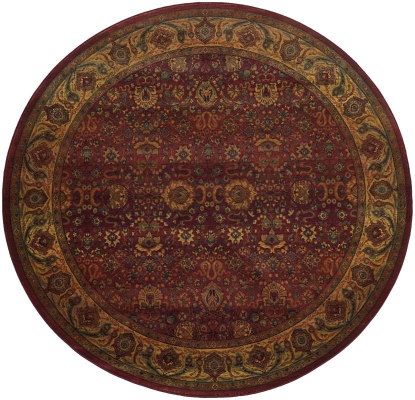 Oriental Weavers Kharma Round Area Rug