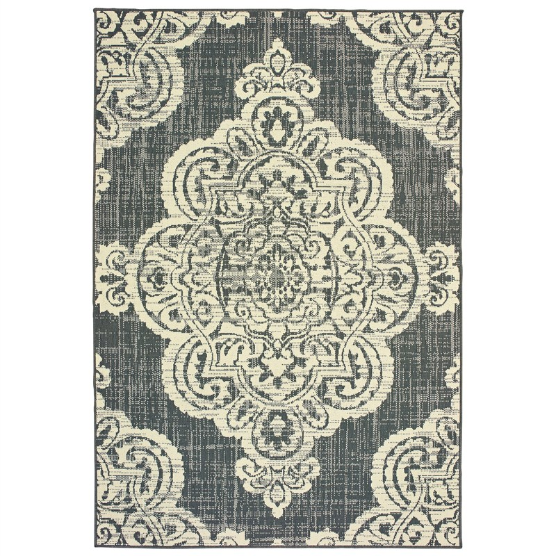 Oriental Weavers Marina Indoor/Outdoor Rug 3'7