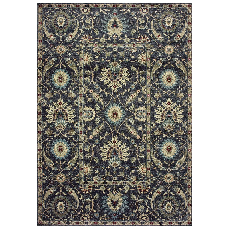 Oriental Weavers Raleigh Indoor Area Rug 1'10x3'