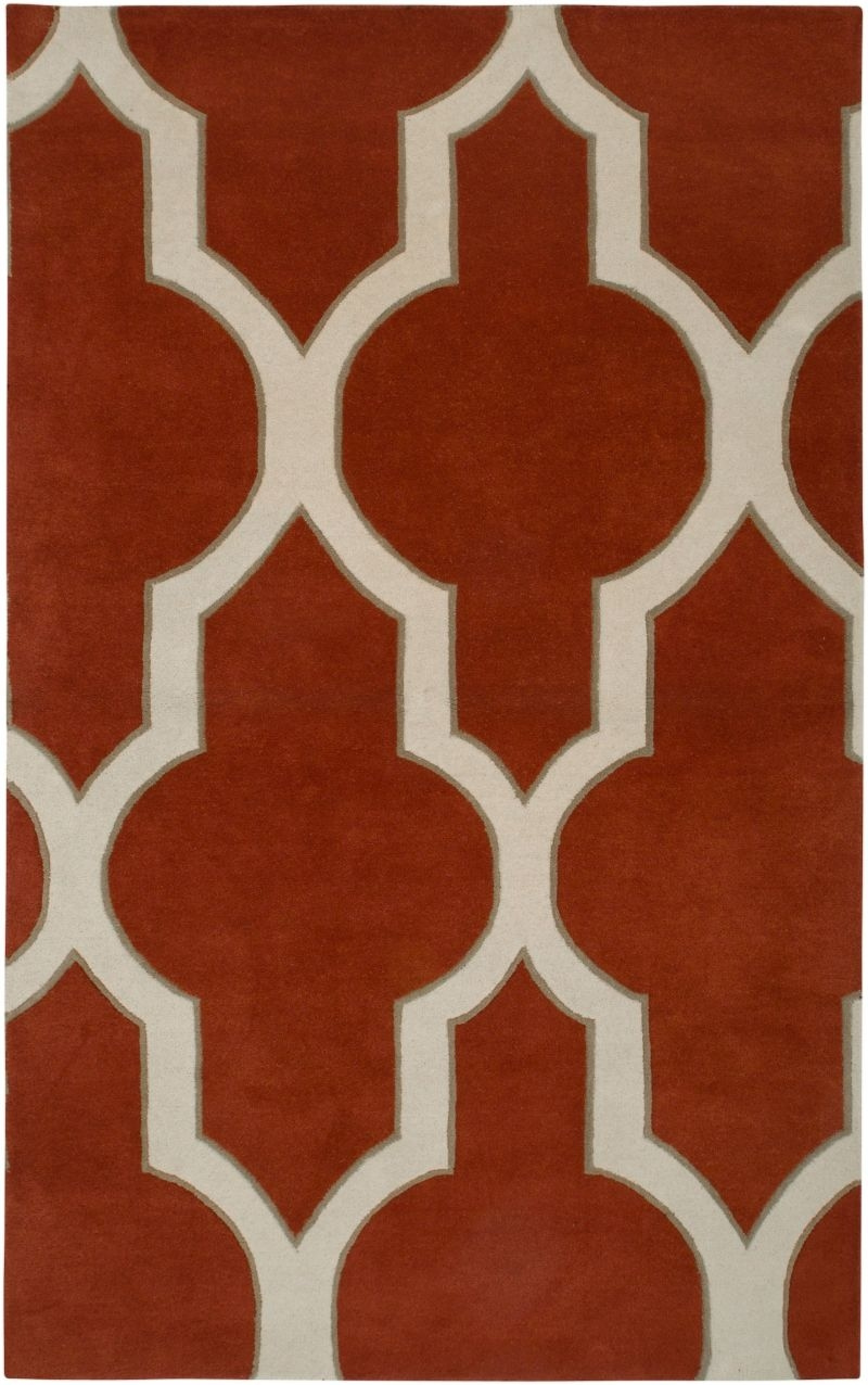 Rizzy Volare Vo2134 Rust Rug