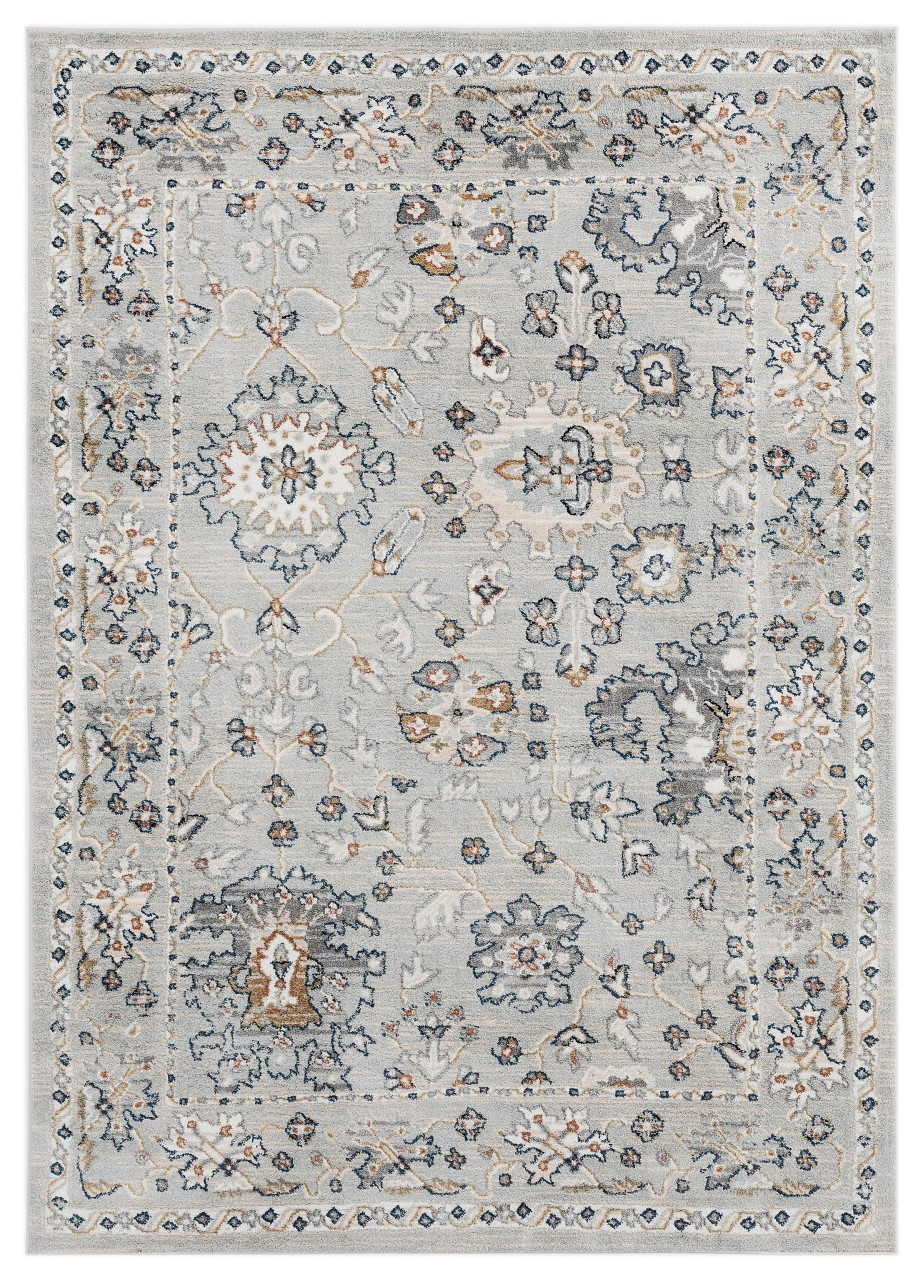 United Weavers Century Linx Blue/grey Accent Rug