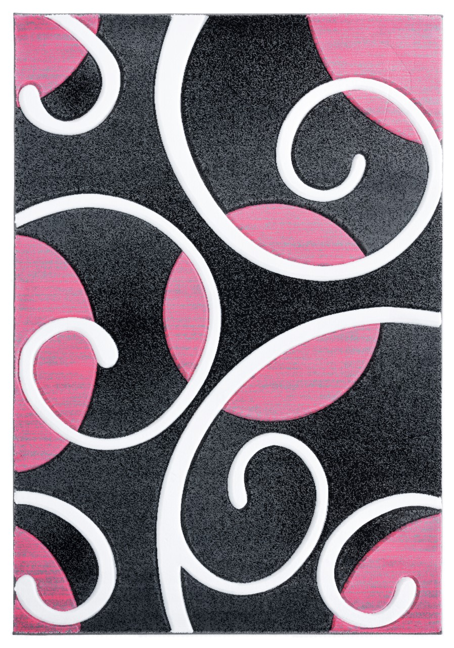 United Weavers Bristol Riley Pink Accent Rug