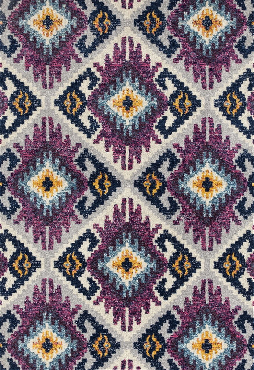 United Weavers Abigail Willa Plum Rug